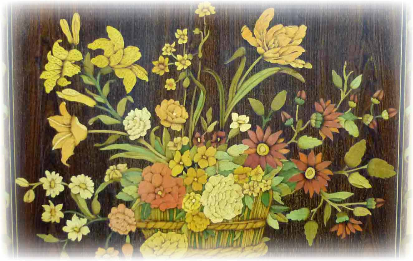 Marquetry & Inlay
