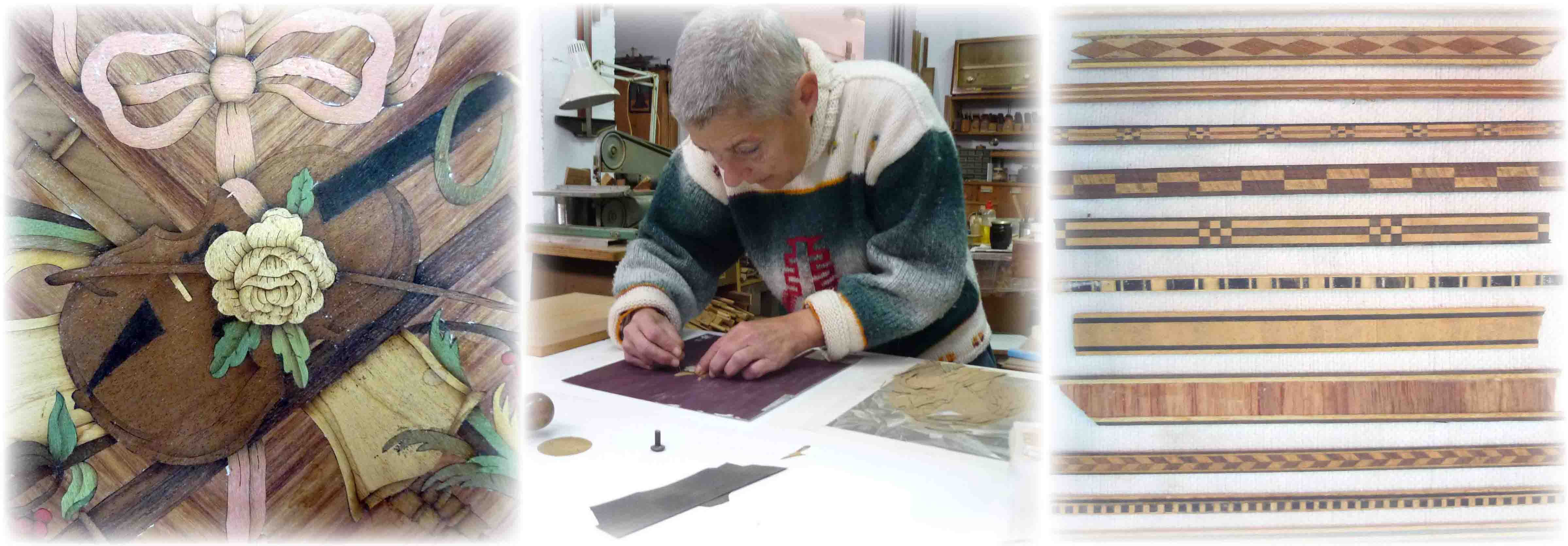 Marquetry & inlay specialists