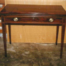 Console table from the 19th century