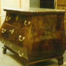 Dutch commode from the 18th century