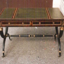 English Regency table from 19th century