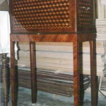 French transitional style desk from the 18th century (1)
