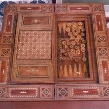 Medieval game table from Siria (2)