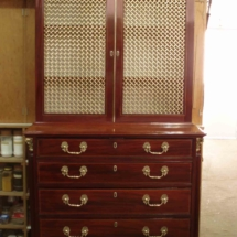 George III style British Cabinet from the 18th century (1)