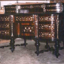 Italian desk from the 17th century