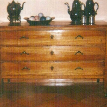 Louis XIV style commode from 17th century