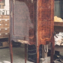 Louis XVI style cupboard from the 18th century