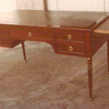 Louis XVI style desk stamped by Jacob