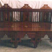 Medieval Armchair from Siria