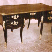Napoleon III style desk from 19th century