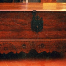 Spanish Chest from the 19th century