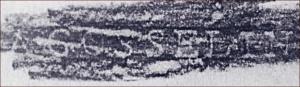 A. Gosselin trace paper
