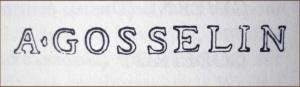 A. Gosselin