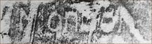 Mondon trace paper